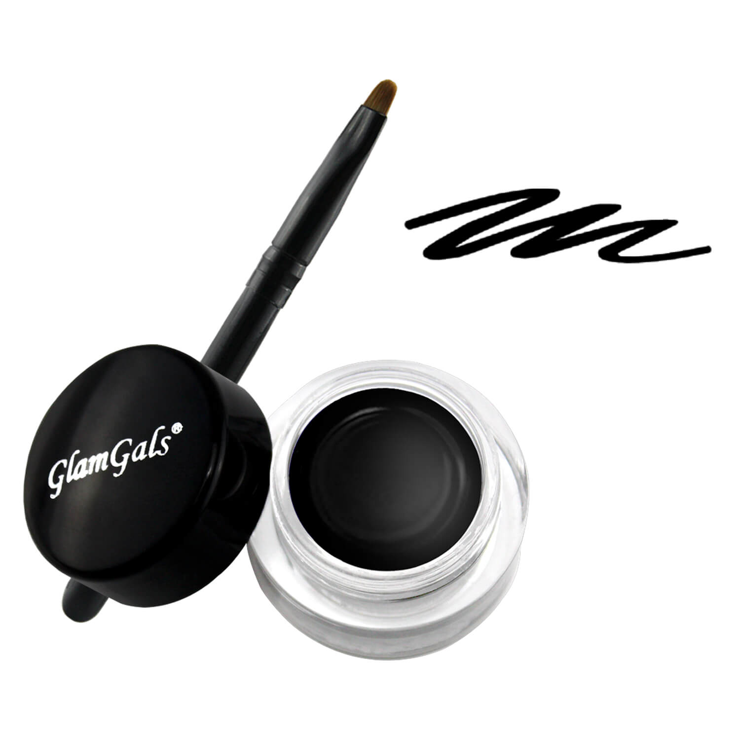 GlamGals Long Wear Gel Eyeliner